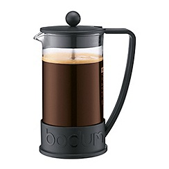 Bodum - Black 'Brazil' three cup coffee maker
