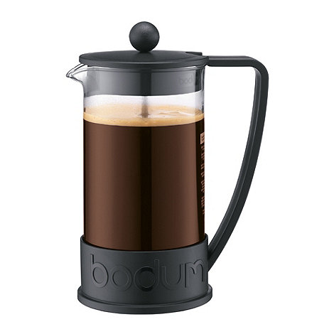 Bodum - Black +Brazil+ three cup coffee maker