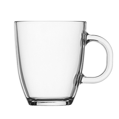 Bodum - Glass +Bistro+ mug
