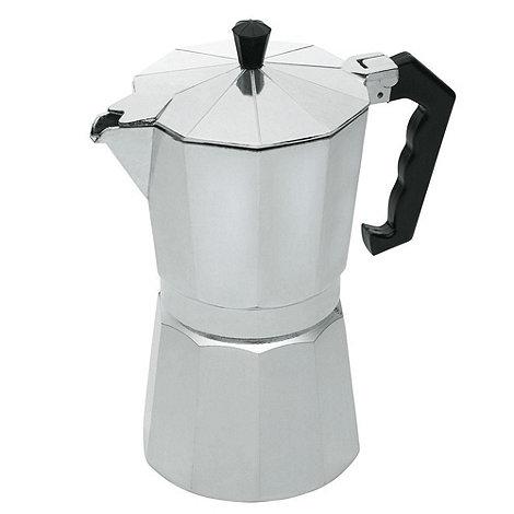 Kitchencraft - L+Express steel 6 cup espresso maker