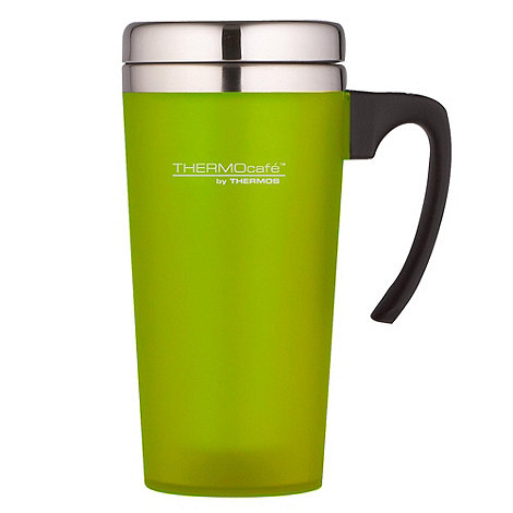 Thermos - ThermoCafe lime +Zest+ travel mug