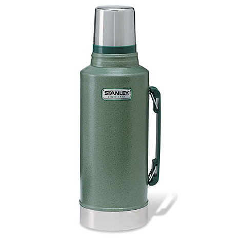 Stanley - Stainless steel green Classic Legendary 1.9l vacuum bottle