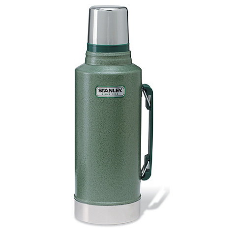 Stanley - Stainless steel green Classic Legendary 1l vacuum bottle