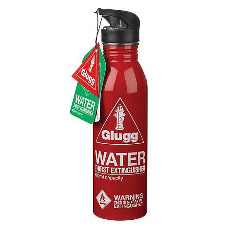Wild & Wolf - Red stainless steel +Thirst Extinguisher+ water bottle
