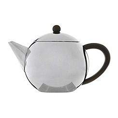 Debenhams - Stainless steel 1.2L teapot