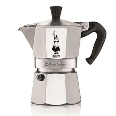 Bialetti Moka Express six cup espresso pot - . -