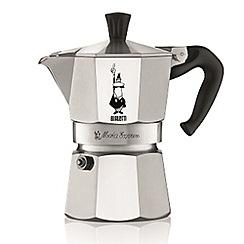 Bialetti - Moka Express six cup espresso pot