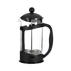 Home Collection Basics - Black eight cup cafetiere