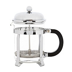 Home Collection Basics - Glass 4 cup cafetiere