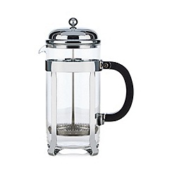 Home Collection Basics - Glass 'Best Buy' 8 cup cafetiere