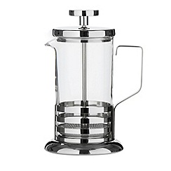 Home Collection - Stainless steel three cup cafetiere