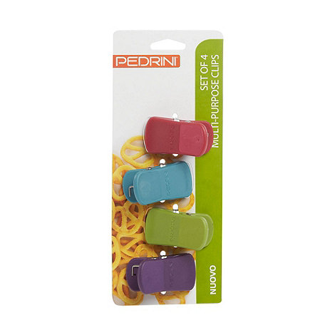 Pedrini - Bag clips