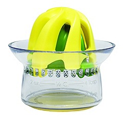 Chef'n - Plastic 2 in 1 citrus 'Juicester Jr' juicer