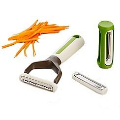 Chef'n - 3 in 1 interchangeable peeler