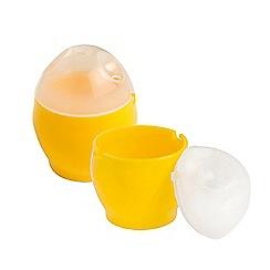 Eddingtons - Set of 2 microwave egg poachers