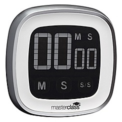 Masterclass - Large digital touch screen timer