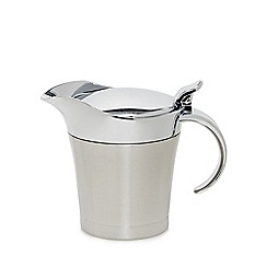 Home Collection - Silver gravy boat