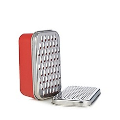 Home Collection Basics - Silver two way grater