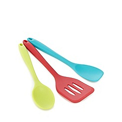 Ben de Lisi Home - Set of three multi-coloured utensils