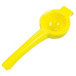 Debenhams - Yellow lemon squeezer