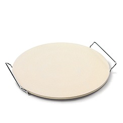 Jamie Oliver - Pizza stone with serving rack