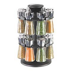 Cole & Mason - Hudson 16 jar carousel spice set