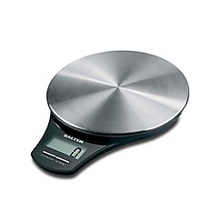 Debenhams - Aqau electronic black scales