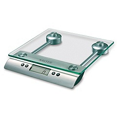Debenhams - Aquatronic glass electronic scale