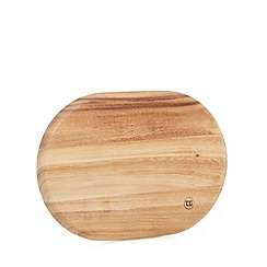 T&G Woodware - Acacia pebble chopping board
