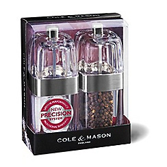 Cole & Mason - Seville salt & pepper mill set