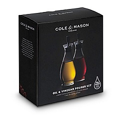 Cole & Mason - Oil pourer set