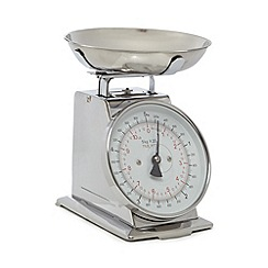 Home Collection - Silver mechanical scale