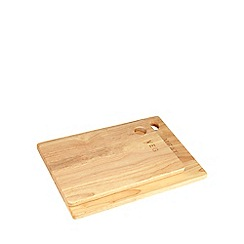 Home Collection - Set of two wooden chopping boards