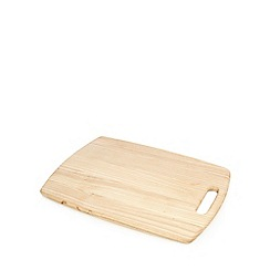 Home Collection - Ash wood large chopping board
