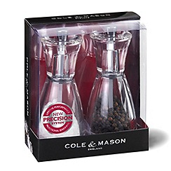 Cole & Mason - Acrylic 'Pina' mill set