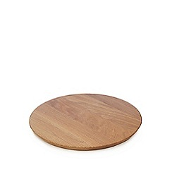 J by Jasper Conran - Round oak chopping board