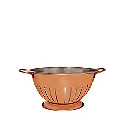 J by Jasper Conran - Copper colander
