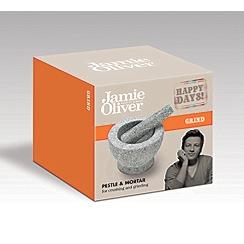 Jamie Oliver - Grey pestle and Mortar
