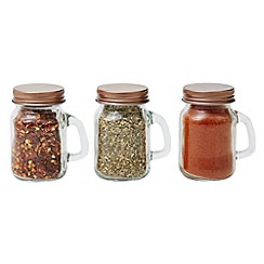 Jamie Oliver - Mini shaker set with spices