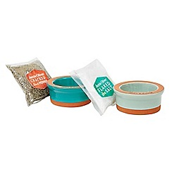 Jamie Oliver - Pinch pots with salt & pepper