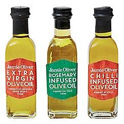 Jamie Oliver - Glorious oils set