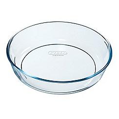 Pyrex - Round 26cm cake dish
