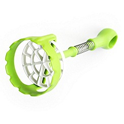 Joseph Joseph - Smasher pump-action potato masher in green