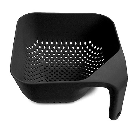Joseph Joseph - Medium Square Colander in black