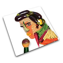 Joseph Joseph - Worktop Saver multi-purpose board with Elvis design