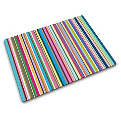 Joseph Joseph - Worktop Saver multi-purpose board with thin stripes design