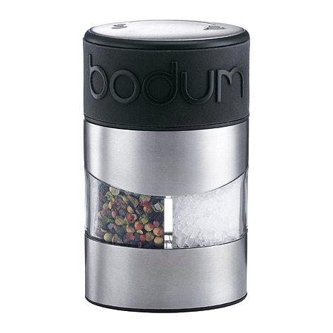 Bodum - Twin salt and pepper grinders
