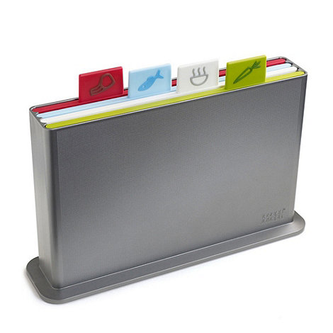 Joseph Joseph - Index Advance Chopping Board Set in silver