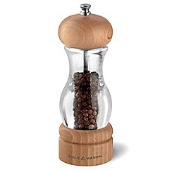 Cole & Mason - Beech wood pepper mill
