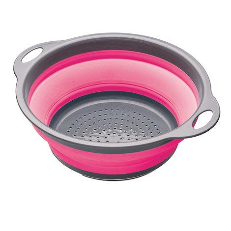 Kitchencraft - Silicone +Colourworks+ colander
